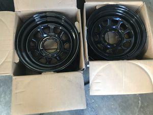 2- 16x8 6x5.5 for Sale in Corona, CA