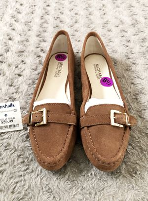 New! Michael Kors Suede Loafers retail $110 size 8.5 With box & tags! purchase from Marshalls $59 Rory Moc Womens Moc Suede Loafers Shoes-brand New for Sale in Washington, DC