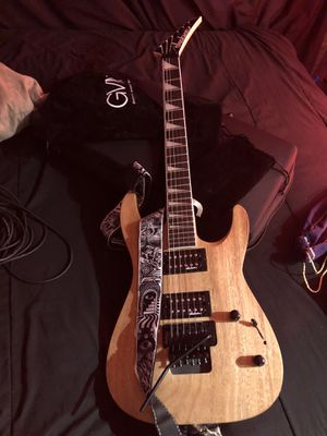 Jackson electric guitar for sale for Sale in Gibsonton, FL