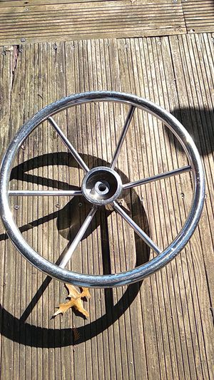 Boat steering wheel for Sale in Perryville, MD