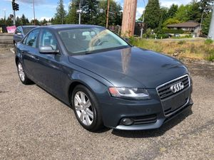 2011 Audi A4 for Sale in Federal Way, WA