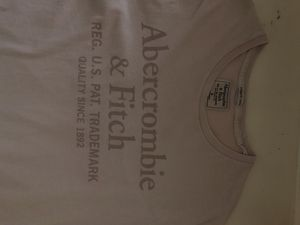 Abercrombie & Fitch medium sized t-shirt for Sale in Pearland, TX