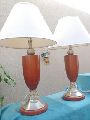 Table lamps for Sale in Clovis, CA