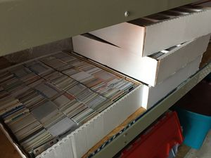 Massive Sports Card Collection ~ 120,000+ Cards for Sale in Hilliard, OH