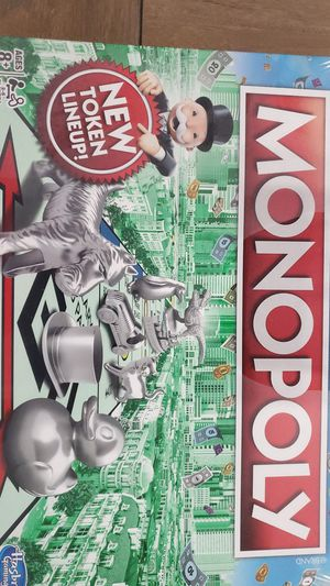 Monopoly Board Game for Sale in Pembroke Park, FL