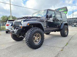 2012 Jeep Wrangler for Sale in Orlando, FL