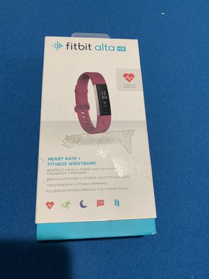 Fitbit Alta HR for Sale in West Milford, NJ