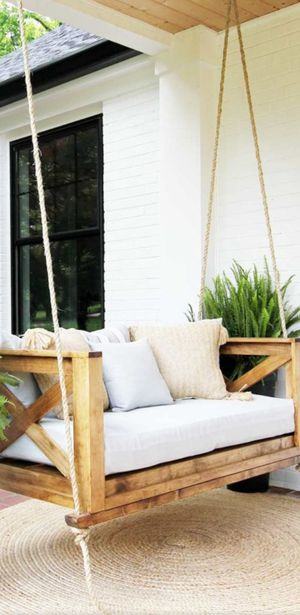 Custom Porch bed swings for Sale in Maxwell, TX