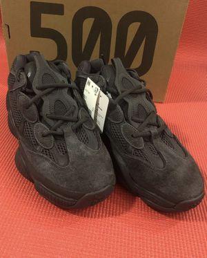 Yeezy 500 utility black for Sale in Alexandria, VA