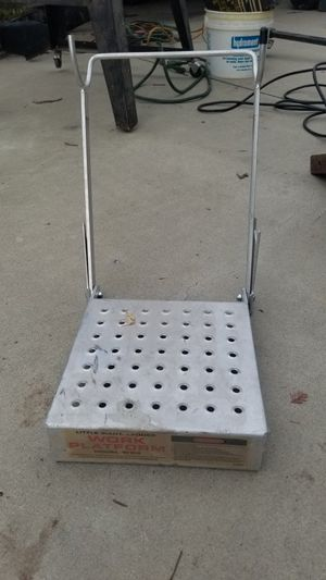 Ladder stand for Sale in Fresno, CA