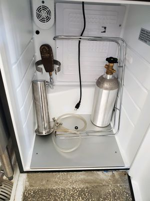 Edgestar kegerator conversion cooler for Sale in Celebration, FL