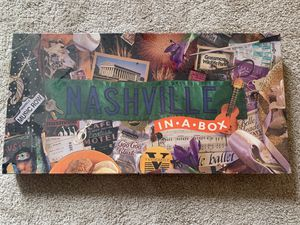 Nashville board game for Sale in Mt. Juliet, TN