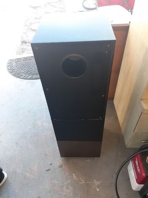4-ft tall passive subwoofer fourth order 10-in sub with 1,000 w amp for Sale in Spring Hill, FL