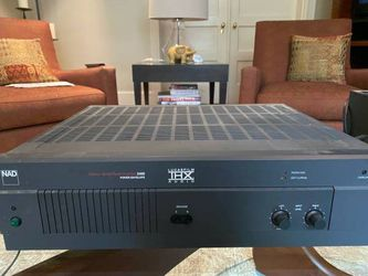 NAD 2400 THX AMPLIFIER WITH NAD REMOTE CONTROL - GOOGLE FOR SPECS for Sale in Washington,  DC