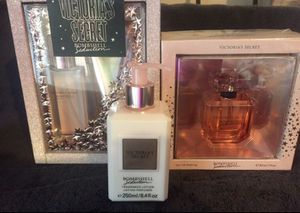 Victoria's Secret lotion and perfume gift set for Sale in Brandon, FL