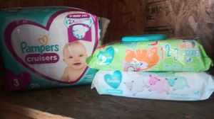Pampers for Sale in Baytown, TX