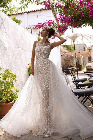 Oksana Mukha Teresia Wedding Gown for Sale in Laurel, MD