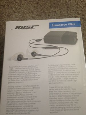 Sale headphones Bose para iPod phone iPad for Sale in Tempe, AZ