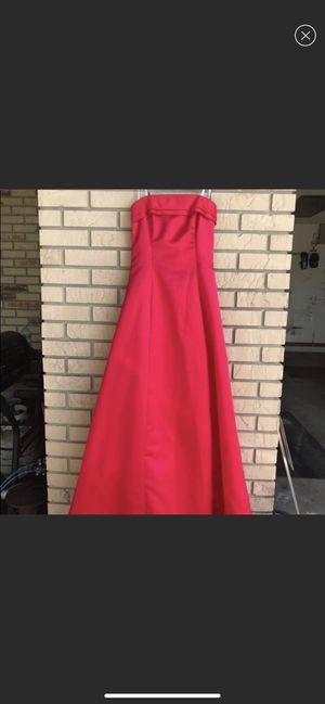 Urban Girl Nites Long Red Prom Dress for Sale in Haines City, FL