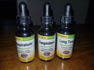 Lung and respiratory health tinctures for Sale in Portland, OR