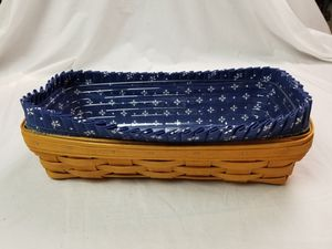 Longaberger Basket hand-woven Dresden Ohio for Sale in Stockton, CA