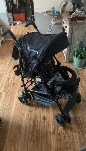 Brand new never used out of the box Kinderwagon Double Stroller Umbrella stroller for Sale in Virginia Beach, VA