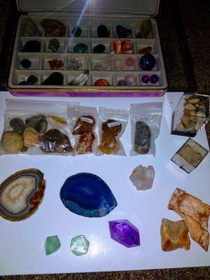 Crystals and stones for Sale in Portland, OR