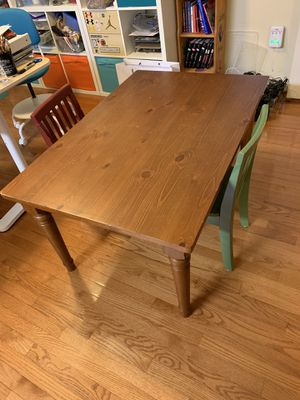 Pottery Barn Kids Table and Chairs for Sale in Springfield, VA