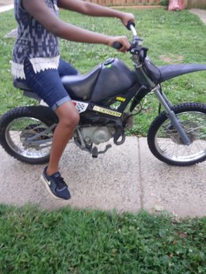 90cc dirt bikes 550 for 2 both run for Sale in Germantown, MD