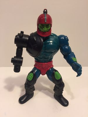 Trapjaw - MOTU Masters Universe Heman - Vintage Action Figure Toy Mattel for Sale in Lisle, IL