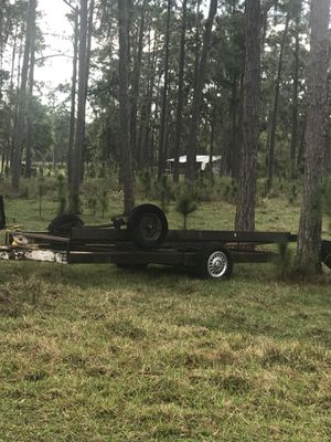 1998 expedition trailer$750 for Sale in Frostproof, FL