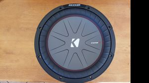 Kicker 12 inch speakers (Brand New) for Sale in Costa Mesa, CA
