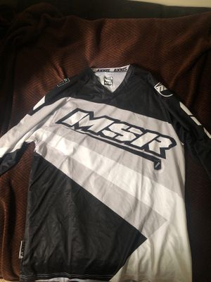 MSR Racing Jersey Men's Size Large for Sale in Bay City, MI