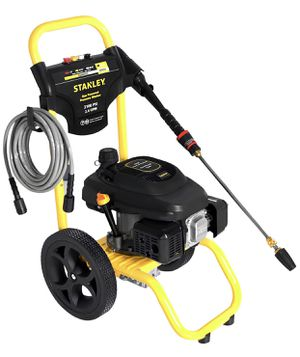 STANLEY SXPW3124 3100 PSI @ 2.4 GPM Gas Pressure Washer Powered by STANLEY (50-State) for Sale in Temple Hills, MD