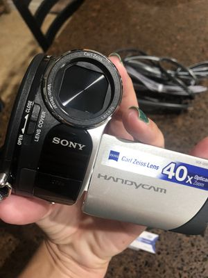 Sony video camera dvd for Sale in Clermont, FL