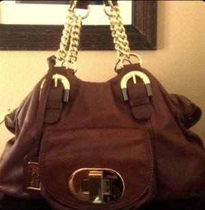 Badgley Mischka leather hobo bag/purse for Sale in Eustis, FL