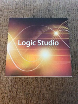 Apple Logic Studio V2.1 for Sale in Andover, MA