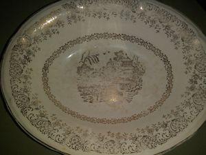 Antique China Dish for Sale in Hazel Park, MI