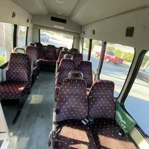 Bus Transportation Seats With Seat Belts for Sale in Garden Grove, CA