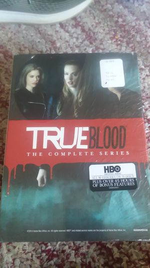 True blood complete series for Sale in Traverse City, MI