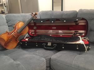 Brand new Holstein Soil Antonio Stradivari Cremona violin for Sale in Draper, UT