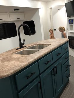 36' RV Camper With A New Roof for Sale in New Caney,  TX