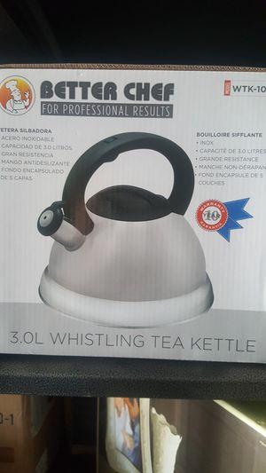 Tea kettle for Sale in Lancaster, CA
