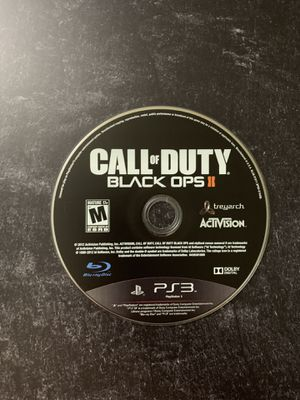 Call Of Duty Black Ops 2 II Playstation 3 PS3 Game for Sale in Boca Raton, FL