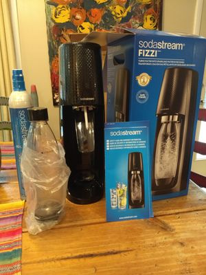 SodaStream, New in Box for Sale in Midlothian, VA