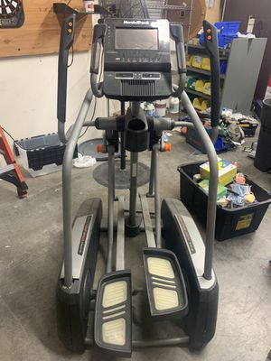 Nordic track a.c.t commercial 10 elliptical for Sale in Huntington Beach, CA