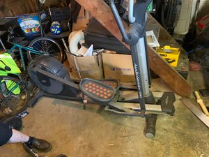 NordicTrack AudioStrider 990 Elliptical Exercise machine for Sale in Tacoma, WA