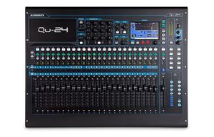 Digital Mixer Allen and Heath QU-24 LIKE NEW for Sale in Scottsdale, AZ