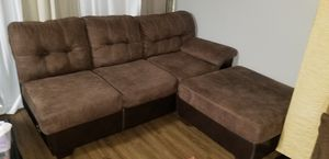 3 piece microfiber set for Sale in Forest Heights, MD