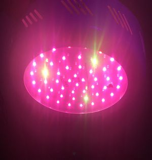 Used, New, 300w LED ufo style full spectrum Grow Light for Sale for sale  Colorado Springs, CO